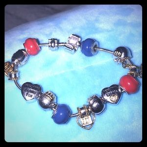 Giants Bradford Exchange Bracelet